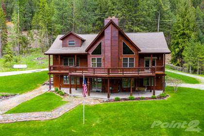 Residential Property for sale in 26 Cliffside Drive, Libby, MT, 59923