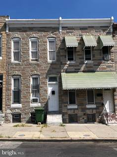 Residential Property for sale in 1111 N MONTFORD AVENUE, Baltimore City, MD, 21213
