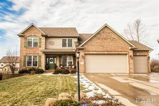 Single Family for sale in 709 S SARA Court, Dunlap, IL, 61525