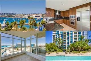 Single Family for sale in 1199 Pacific Hwy 906, San Diego, CA, 92101