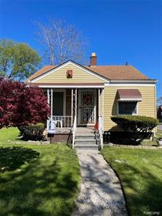 Residential Property for sale in 9900 Prest Street, Detroit, MI, 48227