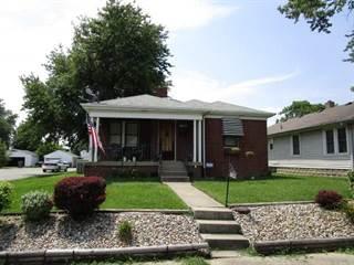 Single Family for sale in 1402 North Gladstone Avenue, Indianapolis, IN, 46201
