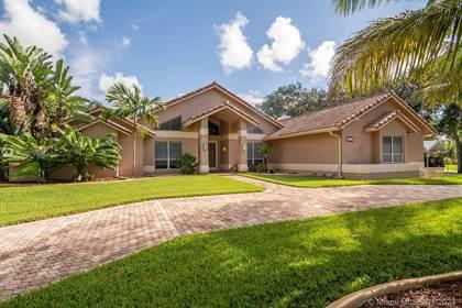 Residential for sale in 10181 SW 40th St, Davie, FL, 33328