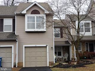 Townhouse for sale in 33 TAMARACK CT, Newtown, PA, 18940