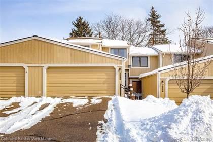 Residential for sale in 908 WILLIAMSBURG CRT, Northville, MI, 48167