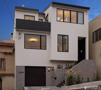 Residential Property for sale in 4565 19th Street, San Francisco, CA, 94114