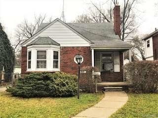 Single Family for sale in 11151 ROSSITER Street, Detroit, MI, 48224