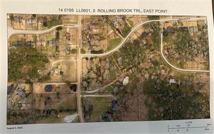 Lots And Land for sale in 0 ROLLING BROOK TRAIL, East Point, GA, 30344
