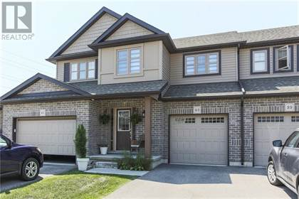Single Family for sale in 175 INGERSOLL STREET N  40, Ingersoll, Ontario, N5C0B9