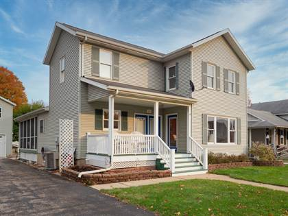 Residential Property for sale in 217 S Grand Street, Schoolcraft, MI, 49087