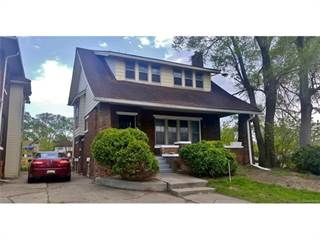 Single Family for sale in 2549 VIRGINIA PARK Street, Detroit, MI, 48206