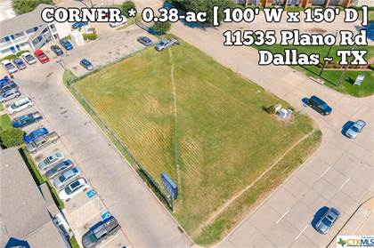 Lots And Land for sale in 11535 Plano Road, Dallas, TX, 75243