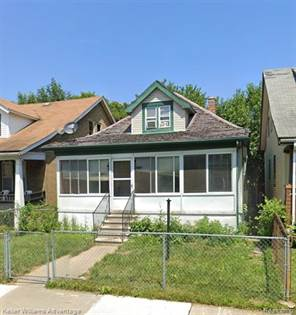 Residential Property for sale in 4618 BEWICK Street, Detroit, MI, 48214