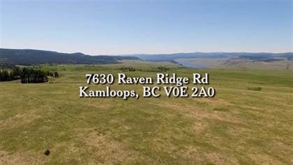 Lots And Land for sale in 7630 Raven Ridge, Knutsford, British Columbia, V0E2A0