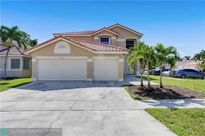 Residential Property for sale in 2802 SW 182nd Ave, Miramar, FL, 33029