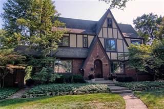 Single Family for sale in 904 PEMBERTON Road, Grosse Pointe Park, MI, 48230
