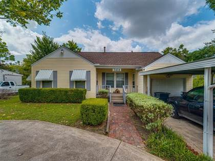 Residential Property for sale in 3418 Fairview Avenue, Dallas, TX, 75223