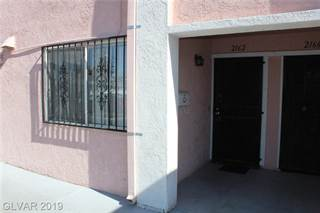 Townhouse for sale in 2162 Desert Inn Road, Las Vegas, NV, 89169