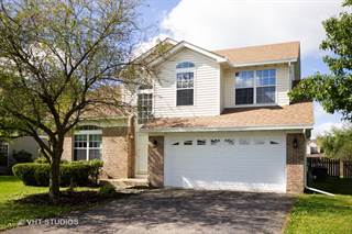 Single Family for sale in 609 Salem Circle, Oswego, IL, 60543