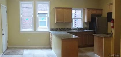 Residential Property for rent in 4759 TRUMBULL Street 1, Detroit, MI, 48208