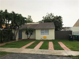 Single Family for sale in 11539 SW 4th St, Sweetwater, FL, 33174