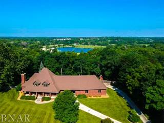 Single Family for sale in 8254 N 2075 East Rd, Downs, IL, 61736