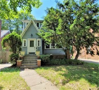 Residential Property for sale in 14537 PENROD Street, Detroit, MI, 48223