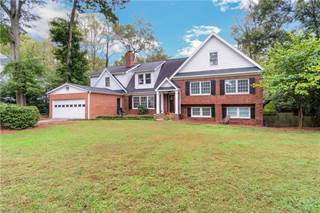 Single Family for sale in 1350 Battleview Drive NW, Atlanta, GA, 30327