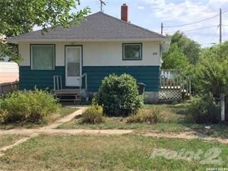 Residential Property for sale in 214 2nd AVENUE W, Rosetown, Saskatchewan