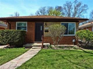 Single Family for sale in 19637 RENSELLOR Street, Livonia, MI, 48152