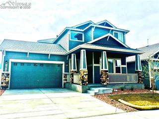 Single Family for sale in 1413 Grand Overlook Street, Colorado Springs, CO, 80910