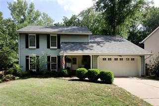 Single Family for sale in 869 Pebblefield Terr, Manchester, MO, 63021