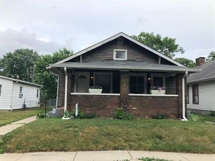 Residential Property for rent in 623 Tecumseh Street, Indianapolis, IN, 46201