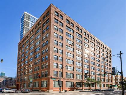 Residential Property for sale in 801 South Wells Street 501, Chicago, IL, 60607