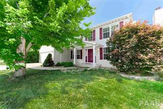 Single Family for sale in 10929 N NORTHTRAIL Drive, Peoria, IL, 61525