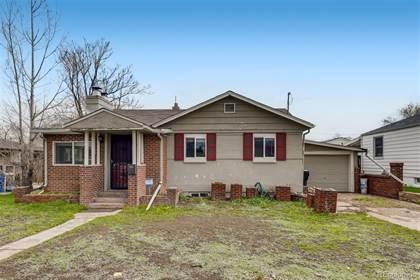 Residential Property for sale in 1812 S Hazel Court, Denver, CO, 80219