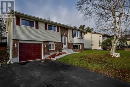 Single Family for sale in 104 Pondicherry Crescent, Dartmouth, Nova Scotia, B2W5C5