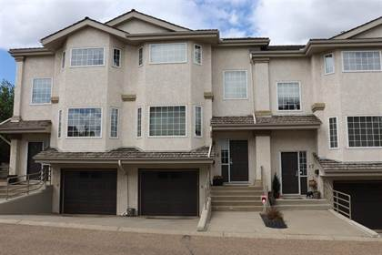 Single Family for sale in 1295 CARTER CREST RD NW 16, Edmonton, Alberta, T6R2N6