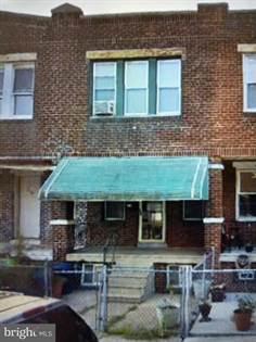Residential Property for sale in 5208 BURTON STREET, Philadelphia, PA, 19124