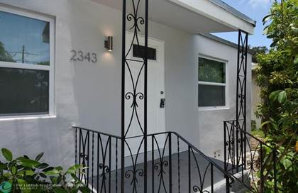 Residential Property for rent in 2343 Cleveland St, Hollywood, FL, 33020