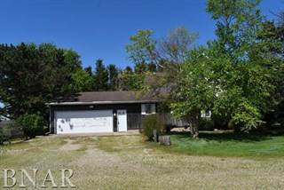 Single Family for sale in 636 East 1800 Road North, Flanagan, IL, 61740