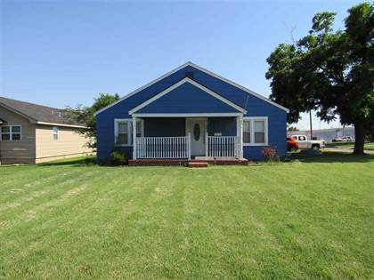 Residential Property for sale in 2023 Kansas Ave, Woodward, OK, 73801