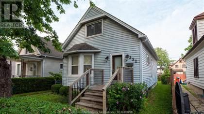 Single Family for sale in 332 BRIDGE, Windsor, Ontario, N9B2M4