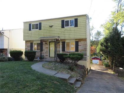 Residential for sale in 1826 Nollhill St, Lincoln Place, PA, 15207