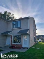 Condo for sale in 30617 Hidden Pines Lane, Roseville, MI, 48066