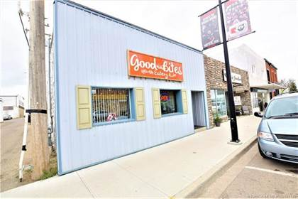 Commercial for sale in 110 2 Street W, Brooks, Alberta, T1R 1C5