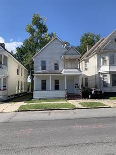 Multifamily for sale in 41 MCCLELLAN ST, Schenectady, NY, 12304