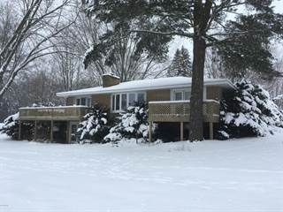 Single Family for sale in 1798 S Carr Road, Greater Wolf Lake, MI, 49442