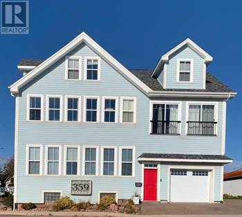 Single Family for sale in 359 Water Street 1, Summerside, Prince Edward Island, C1N0G2
