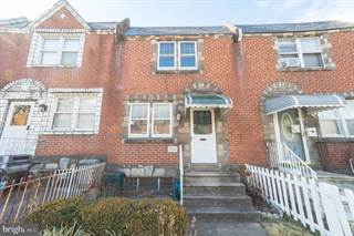 Townhouse for sale in 214 BENNER STREET, Philadelphia, PA, 19111